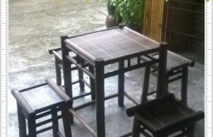 Bamboo furniture4