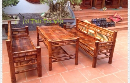 Bamboo furniture7