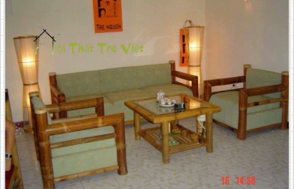 Bamboo furniture 84