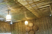 The bamboo house vietnam