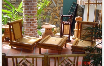 Bamboo furniture 88